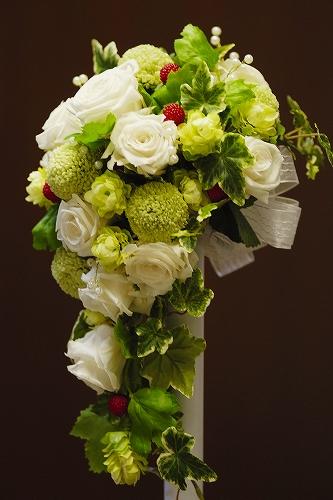 結婚式で使用したブーケ_c0070412_21445537.jpg