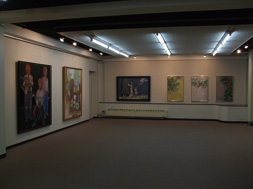 630)時計台 ①「第23回 北の日本画展」 5月26日(月)~5月31日(土)  _f0126829_19453926.jpg