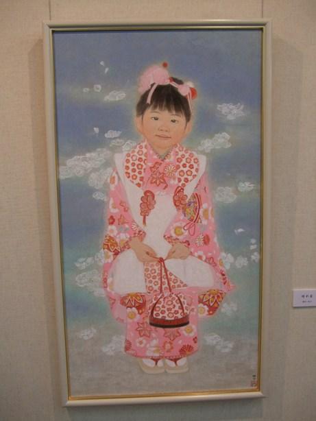 630)時計台 ①「第23回 北の日本画展」 5月26日(月)~5月31日(土)  _f0126829_21201865.jpg