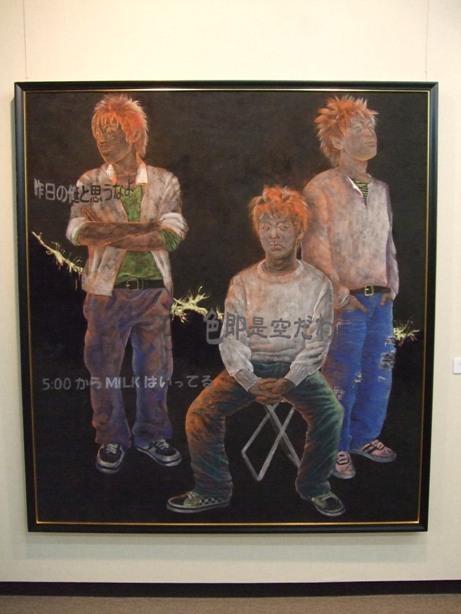 630)時計台 ①「第23回 北の日本画展」 5月26日(月)~5月31日(土)  _f0126829_2125403.jpg