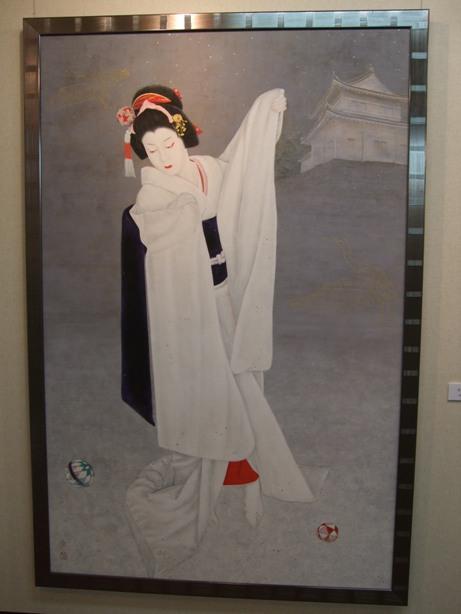 630)時計台 ①「第23回 北の日本画展」 5月26日(月)~5月31日(土)  _f0126829_21264789.jpg