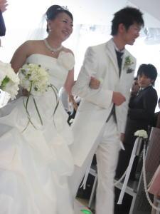 ホワイトチャペルWEDDING☆_c0043737_10351199.jpg