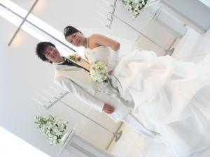 ホワイトチャペルWEDDING☆_c0043737_1115449.jpg