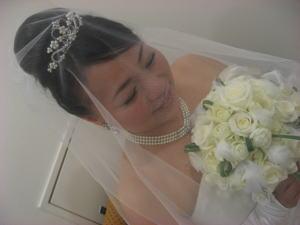 ホワイトチャペルWEDDING☆_c0043737_11203011.jpg