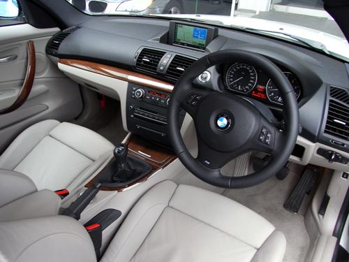 [試乗インプレッション]BMW 135iクーペ(6MT)_a0009562_21443881.jpg