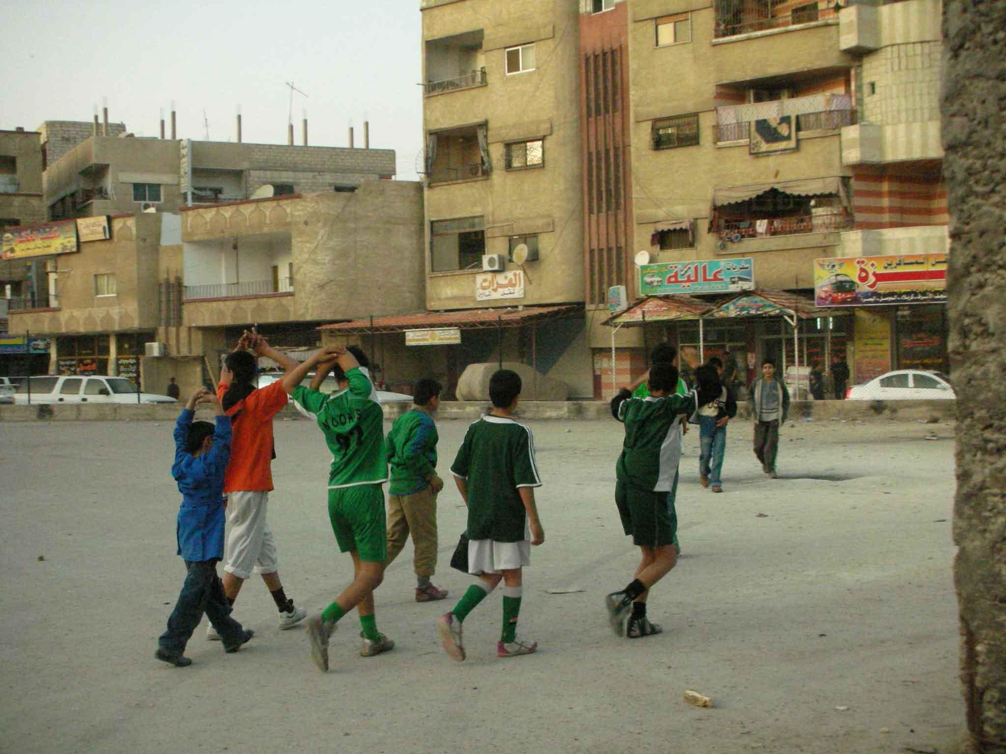 イラクのサッカーが危ない_f0155297_6121067.jpg