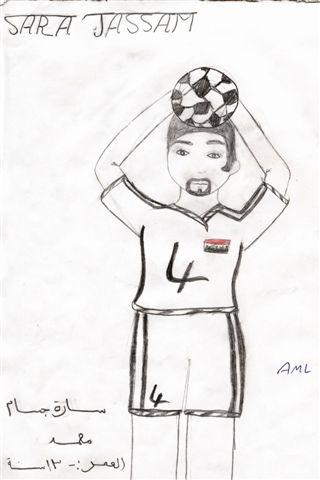 イラクのサッカーが危ない_f0155297_6224158.jpg