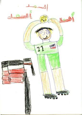 イラクのサッカーが危ない_f0155297_6265479.jpg