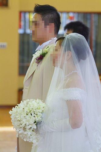 結婚式 ~教会編~_c0070412_19372131.jpg
