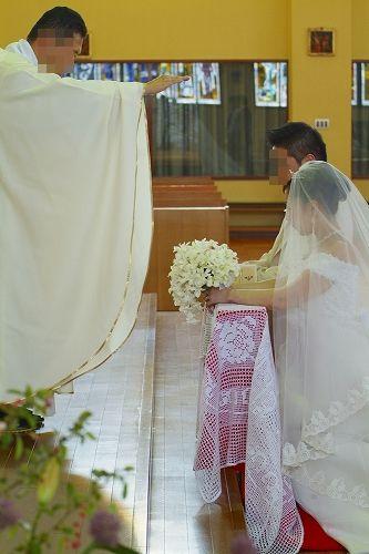 結婚式 ~教会編~_c0070412_19372917.jpg