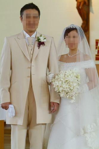 結婚式 ~教会編~_c0070412_1937534.jpg