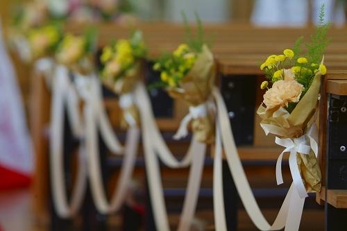 結婚式 ~教会編~_c0070412_202674.jpg