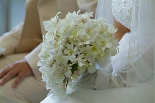 結婚式 ~教会編~_c0070412_2065880.jpg