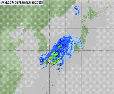 梅雨入りを目撃する_c0025115_22233516.jpg