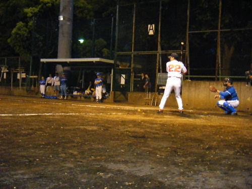 5月27日(火) 23区議員野球大会予選決勝戦_e0093518_9301469.jpg