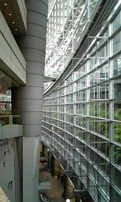 東京国際フォーラムでプレゼンテーション_d0148223_2213041.jpg