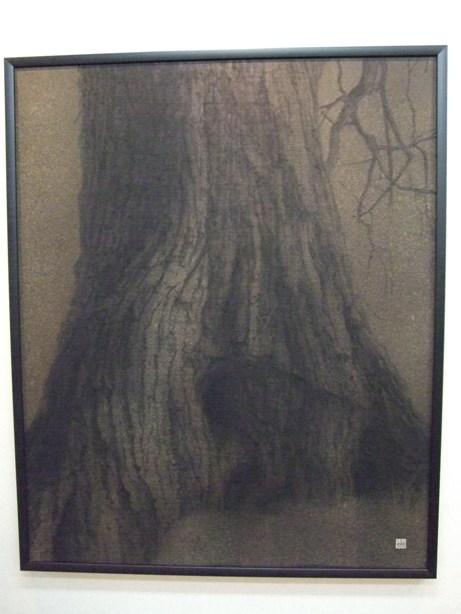 631) 時計台 ②「第23回 北の日本画展」 5月26日(月)~5月31日(土)  _f0126829_2251760.jpg