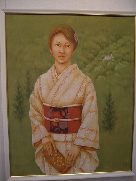 632) 時計台 ③「第23回 北の日本画展」 5月26日(月)~5月31日(土)  _f0126829_23284428.jpg