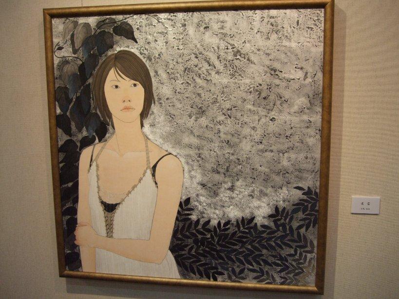 632) 時計台 ③「第23回 北の日本画展」 5月26日(月)~5月31日(土)  _f0126829_23321624.jpg