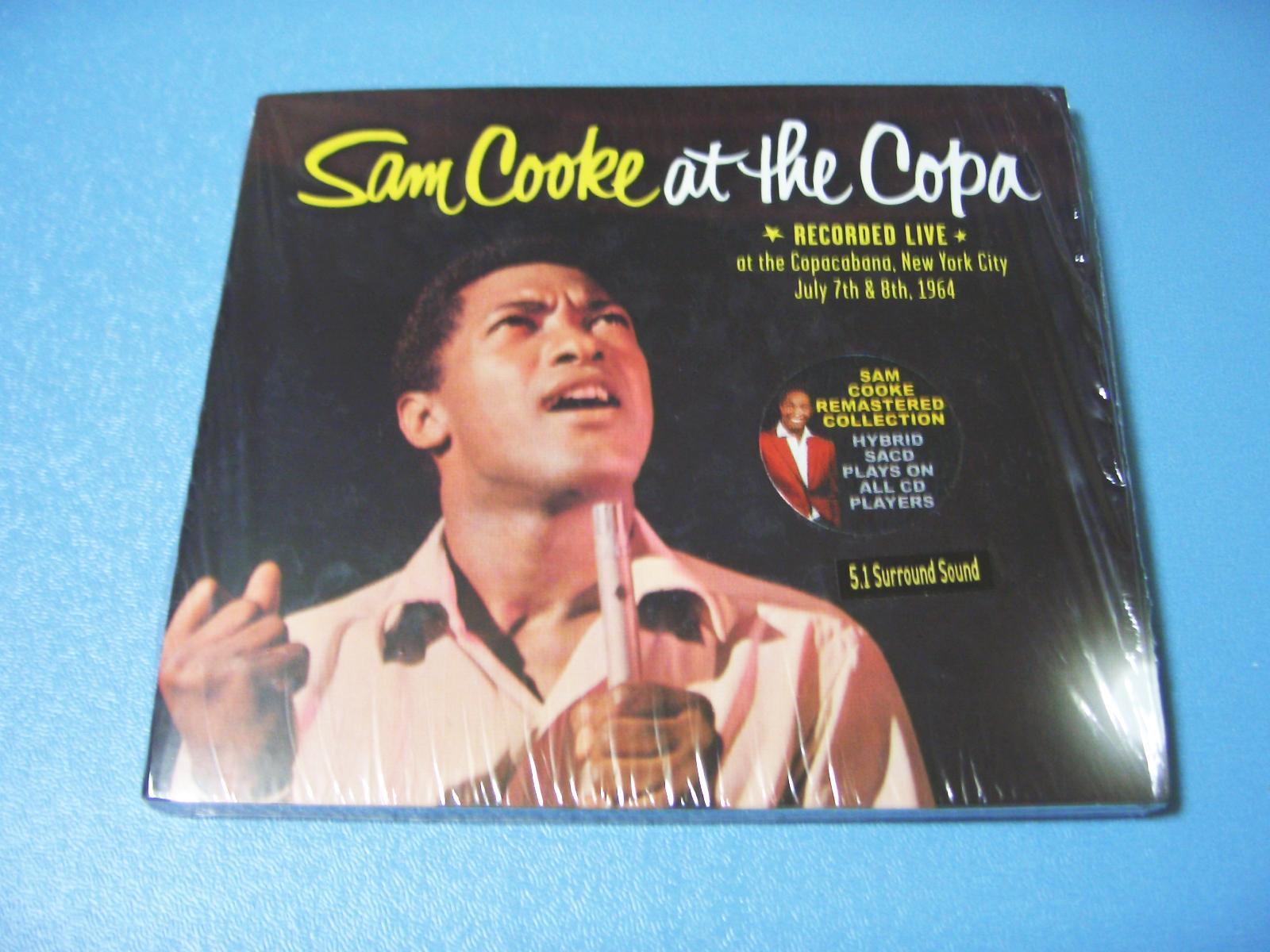 Sam Cooke / Sam Cooke at the Copa(SACDハイブリット)_c0062649_23301228.jpg