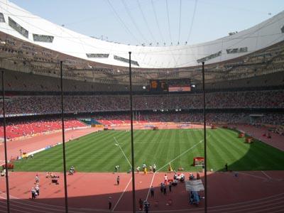 北京オリンピックスタジアム -Bird\'s Nest-_d0148755_21133120.jpg