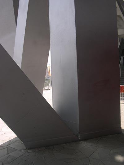 北京オリンピックスタジアム -Bird\'s Nest-_d0148755_21135621.jpg