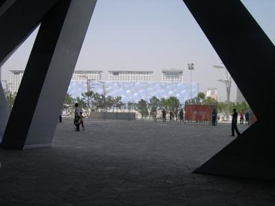 北京オリンピックスタジアム -Bird\'s Nest-_d0148755_22394953.jpg