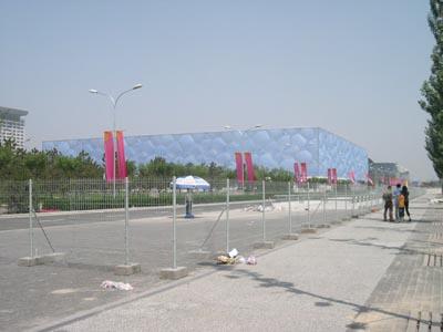 北京オリンピックスタジアム -Bird\'s Nest-_d0148755_22403339.jpg