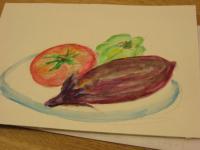 夏野菜 (出来上がり編)_d0037159_1251397.jpg