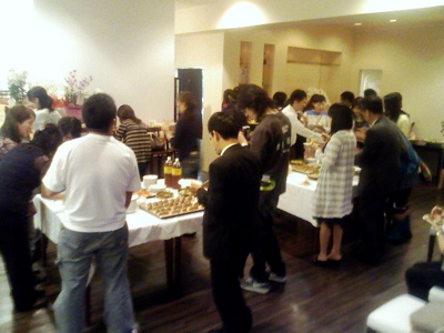 ●第16回ピンチョスを食べる会 ーカフェ&ダイニングHANAにてー_a0033733_9335734.jpg