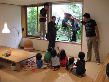 渡辺篤史の建物探訪 撮影会_d0005380_1055377.jpg