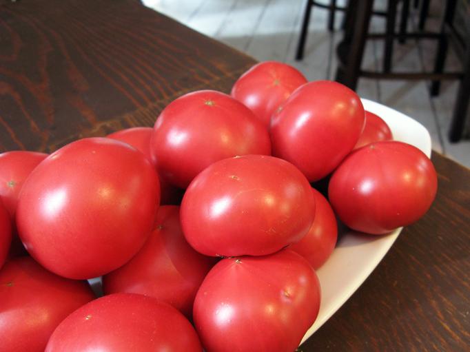綺麗なトマト!_c0153426_12334448.jpg