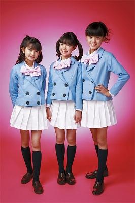 「絶対可憐チルドレンオープニング歌は、小学生ユニット可憐Girl'sの唄う『Over The Future』_e0025035_17125868.jpg