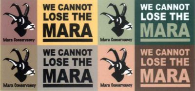 その① 「WE CAN NOT LOSE THE MARA」ステッカー販売_b0137038_19274851.jpg