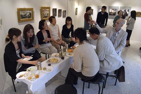 『第2回 横浜 山手の坂道と風景展』  猫のお客さん Art Gallery 山手_f0117059_22445782.jpg