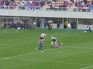 FC東京×清水エスパルス ナビスコカップ予選リーグ第5節 _c0025217_122243100.jpg