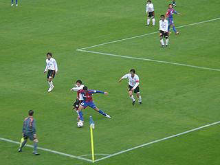 FC東京×清水エスパルス ナビスコカップ予選リーグ第5節 _c0025217_12293493.jpg