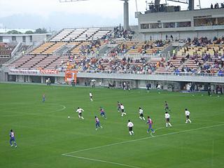 FC東京×清水エスパルス ナビスコカップ予選リーグ第5節 _c0025217_1229850.jpg