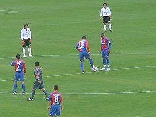 FC東京×清水エスパルス ナビスコカップ予選リーグ第5節 _c0025217_1263851.jpg