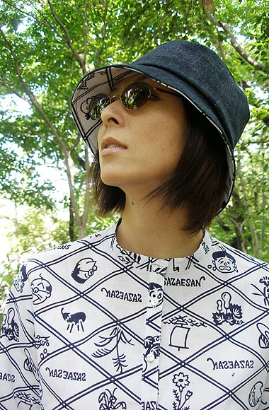 サザエさん一家と過ごす夏物語〜!_f0170519_1113972.jpg