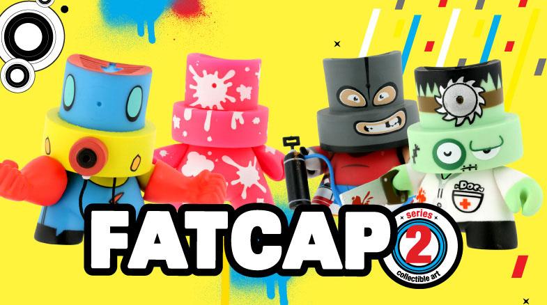 Fatcap Series 2 by Various_e0118156_2084175.jpg