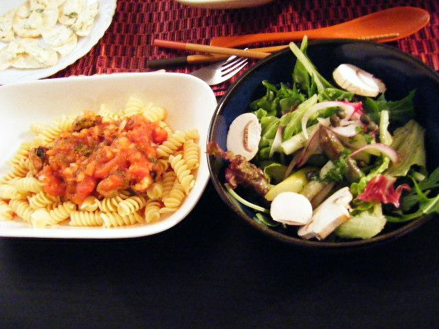 Today\'s dinner!_c0151965_11584550.jpg