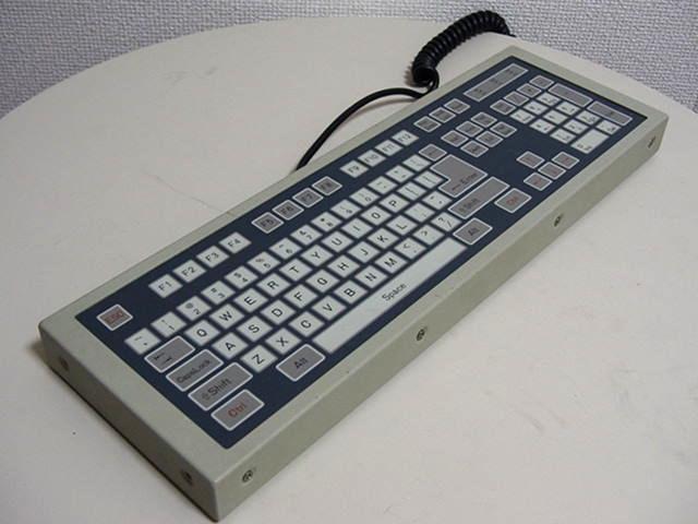 【レビュー】メーカー不明 Industrial Keyboard_c0004568_2228178.jpg