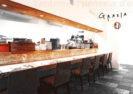 イタリアンレストラン&バー GRAZIA(グラーツィア)_f0171785_1436544.jpg