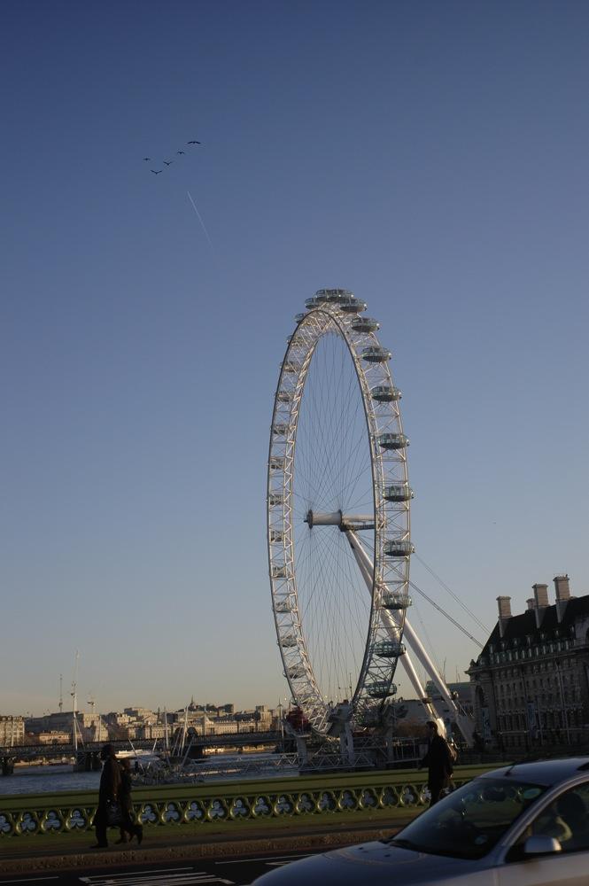 ロンドン瞥見(蔵出し写真から)12 ロンドン・アイ_f0042194_22593610.jpg