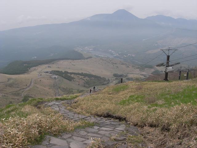 6月2日、霧ヶ峰に登る_f0138096_17223839.jpg
