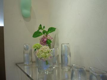 アキノヨーコガラス展_b0132442_1921951.jpg