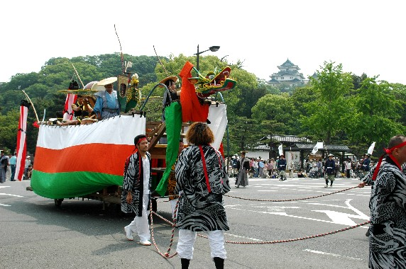 和歌山城天守閣再建50周年記念事業_b0093754_23393530.jpg