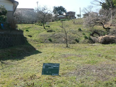 葉山町上山口で地すべり対策工事で横ボーリングをしました_c0110366_1149686.jpg