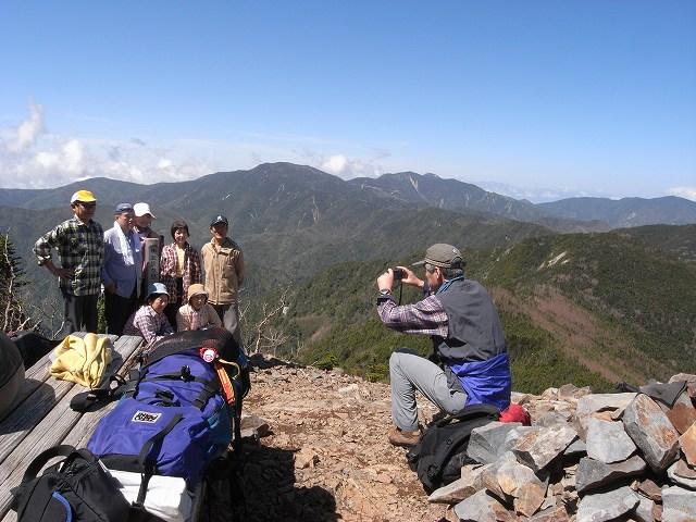 山での出会い_f0138096_13374264.jpg